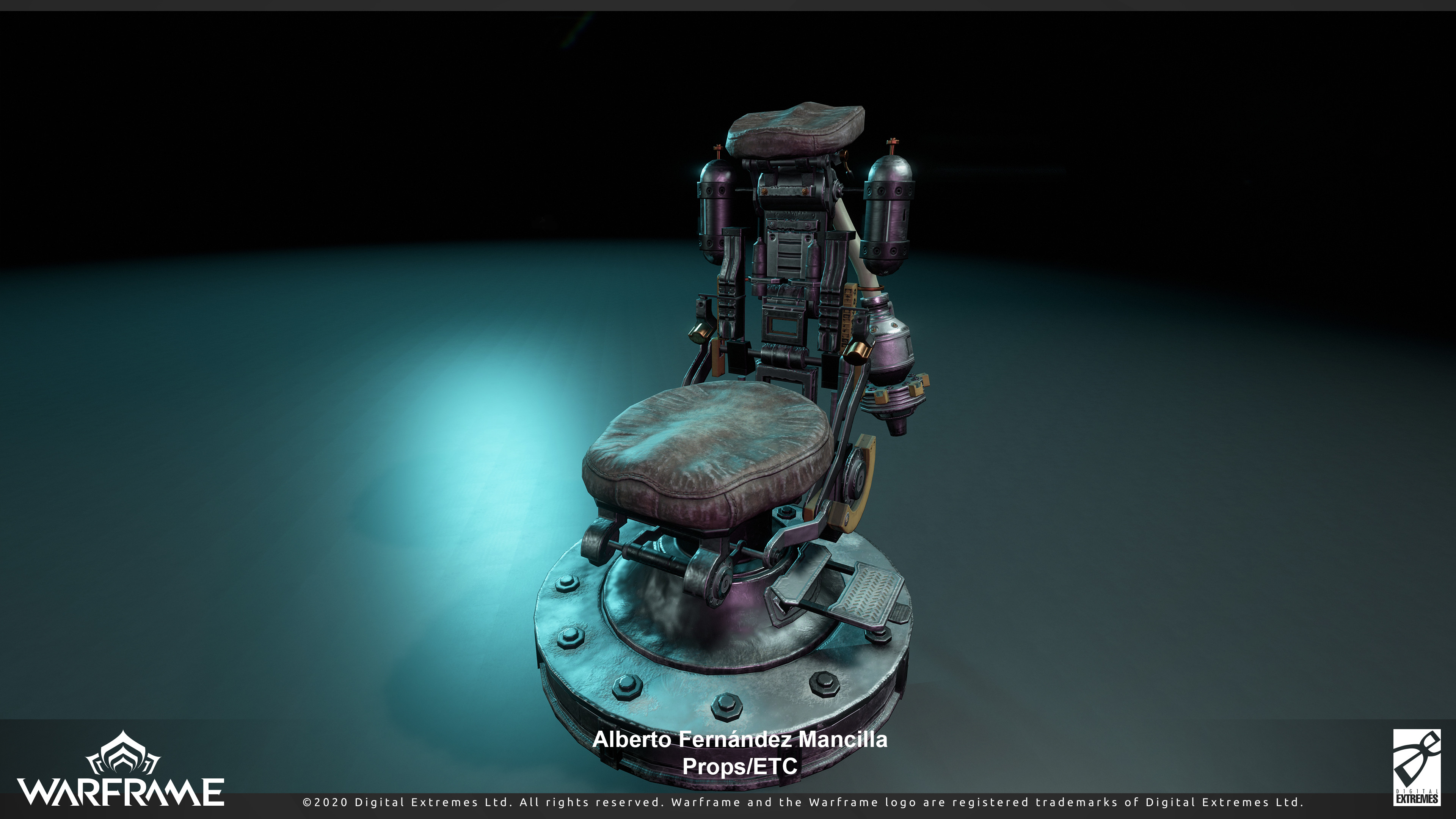 Quest Giver Chair