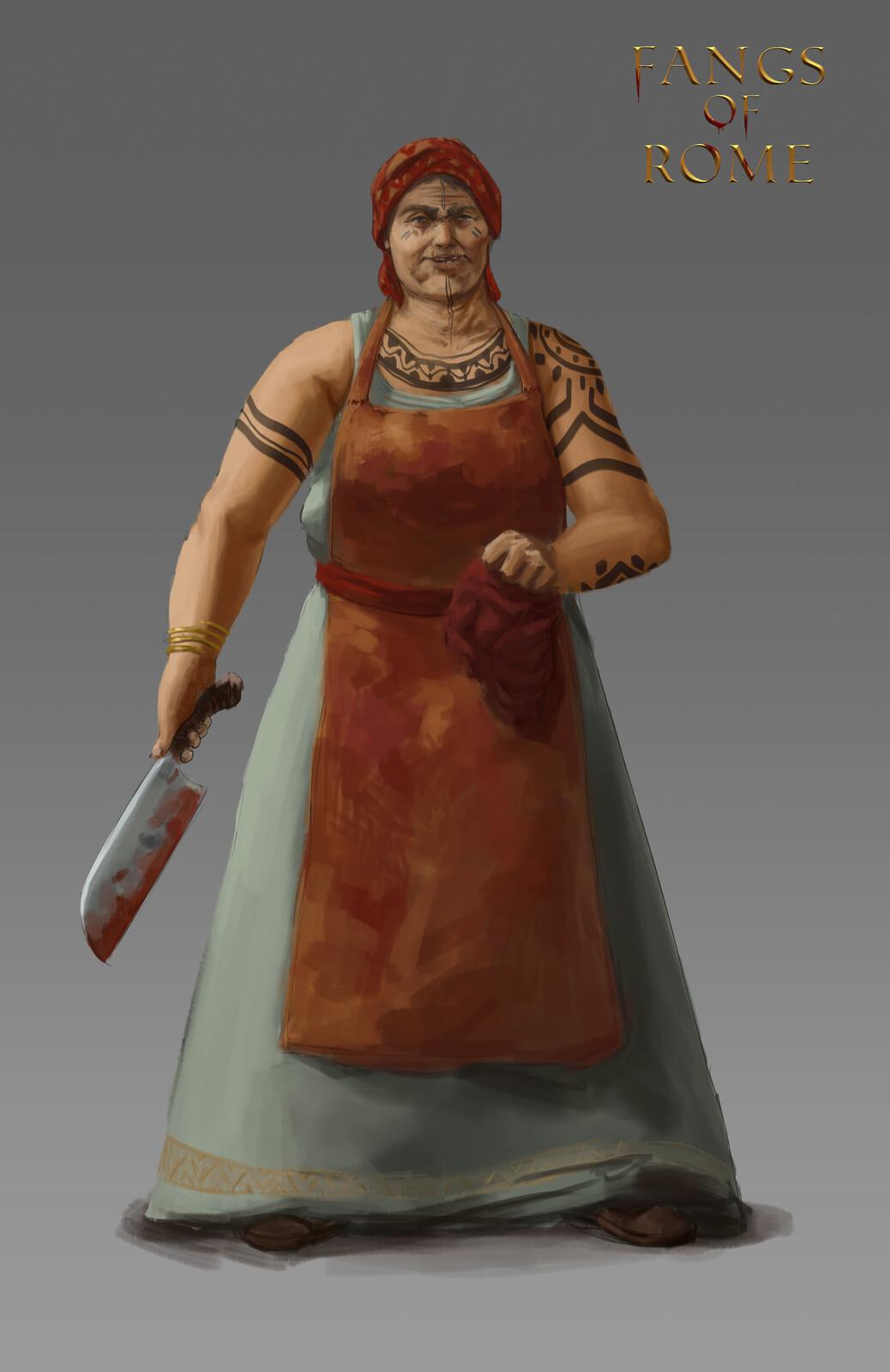 Lena the Butcher