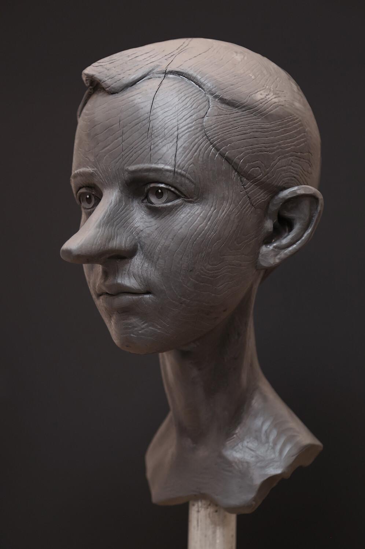 Pinocchio 2018 (Initial Pinocchio Concept Sculpture)