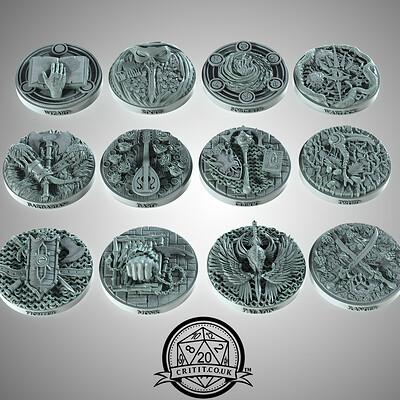 Francesco orru tokens render 1