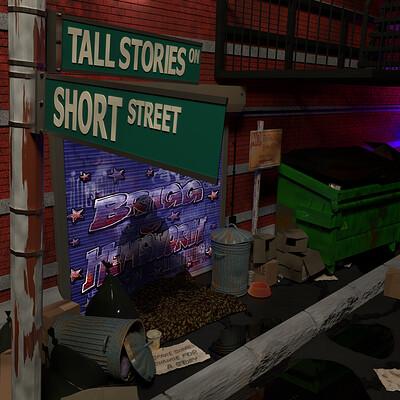 Stephen dray tallstoriesonshortstreet 3000x3000