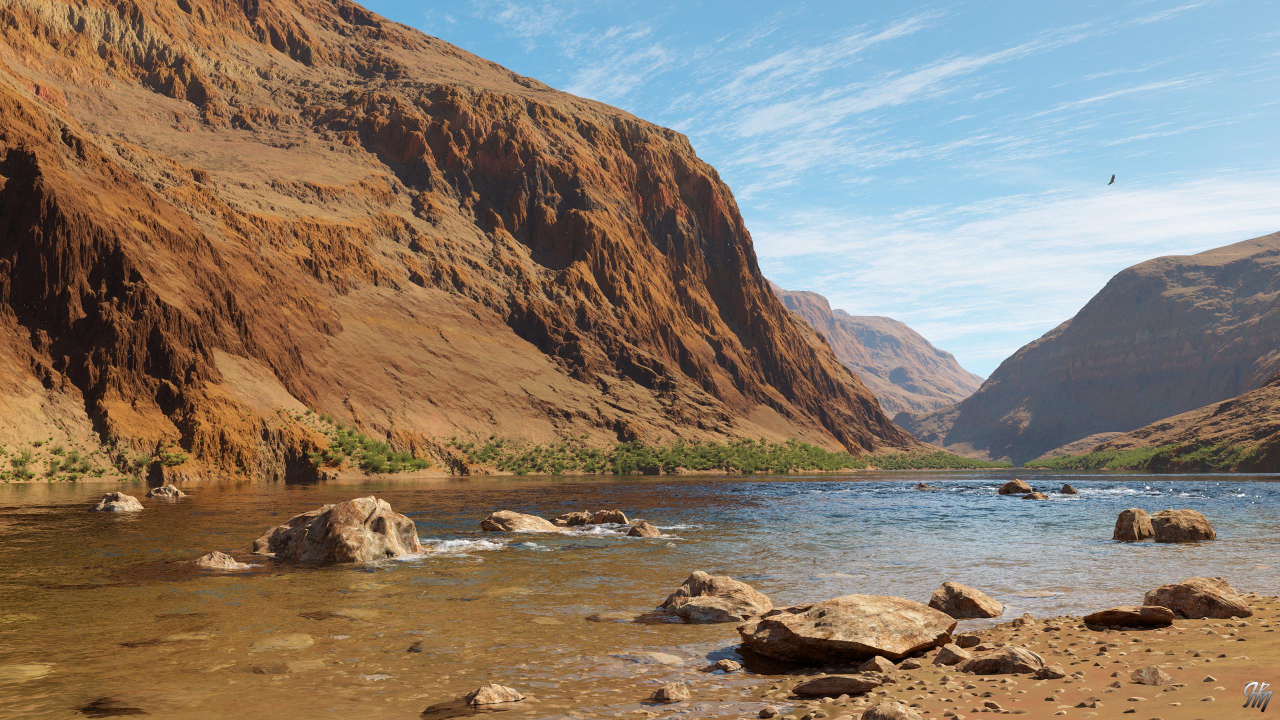 Canyon River TG20200510