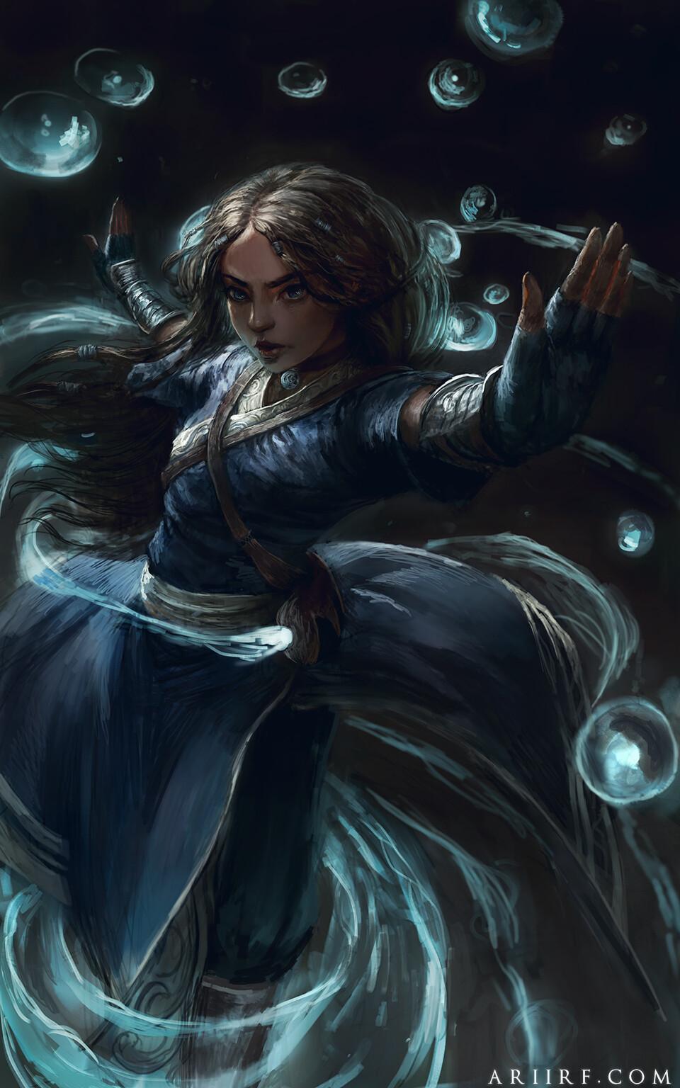 Avatar - Water