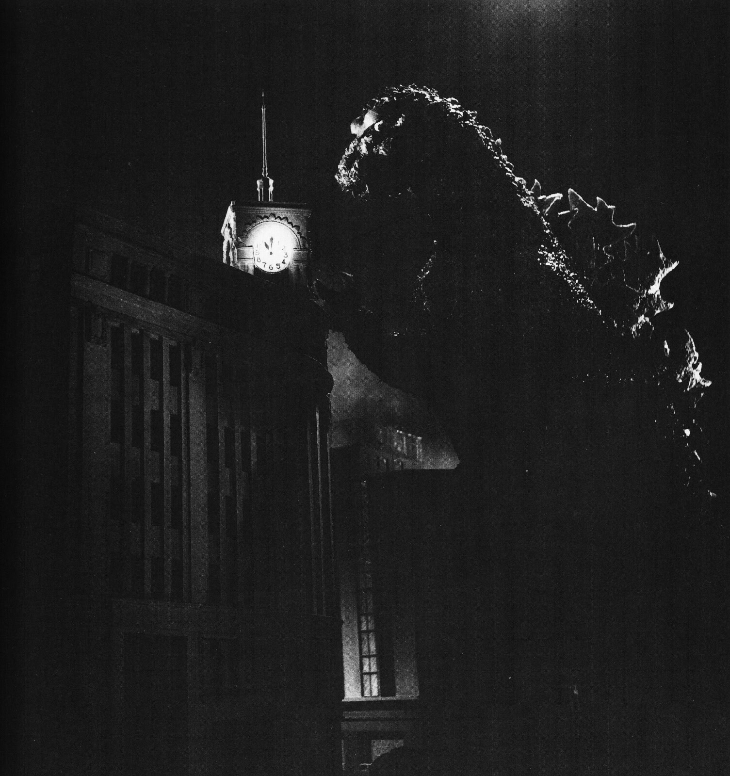 W.I.P. 1954 Godzilla Attack Tokyo Clock Tower Diorama  https://www.solidart.club/
