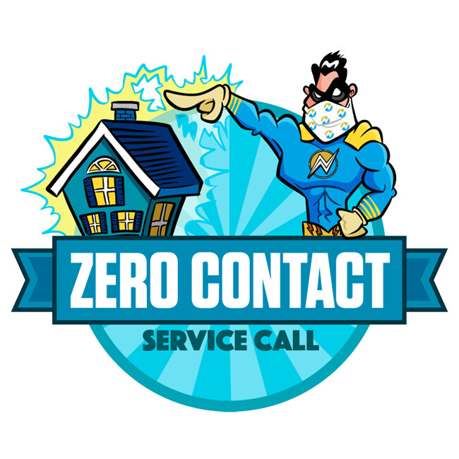 Zero Contact shield - option 1