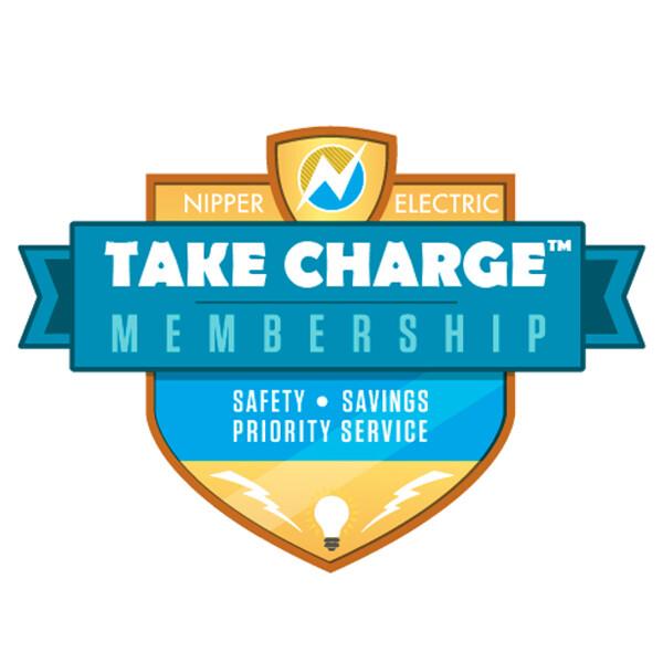 Take Charge Membership graphic