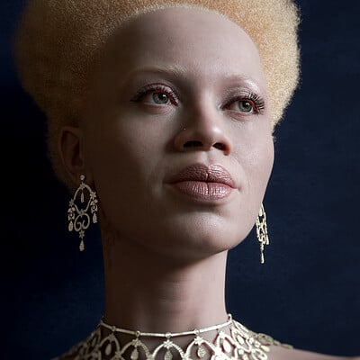 Kris antropus costa albinohr 2k1