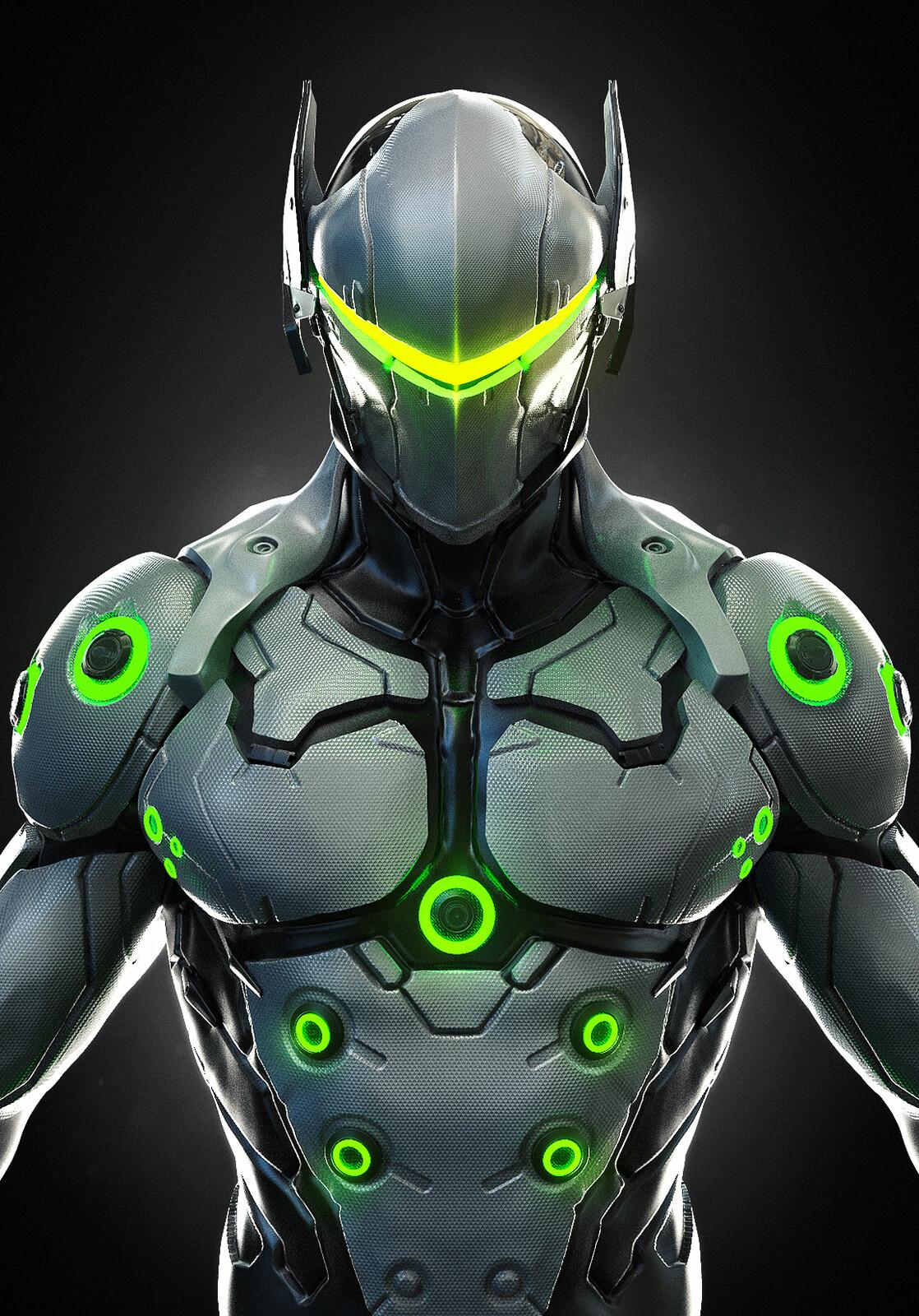 Cyber-Genji