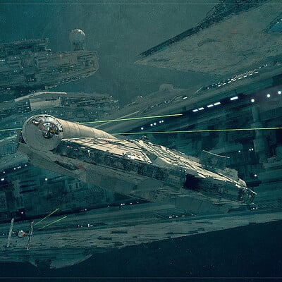 Sean hargreaves star destroyer attack 1 layer 1 new 1