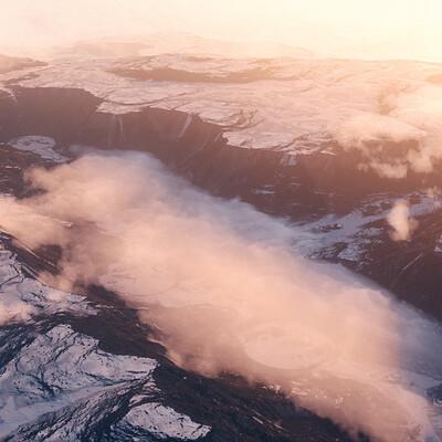 Klay abele tundra canyon