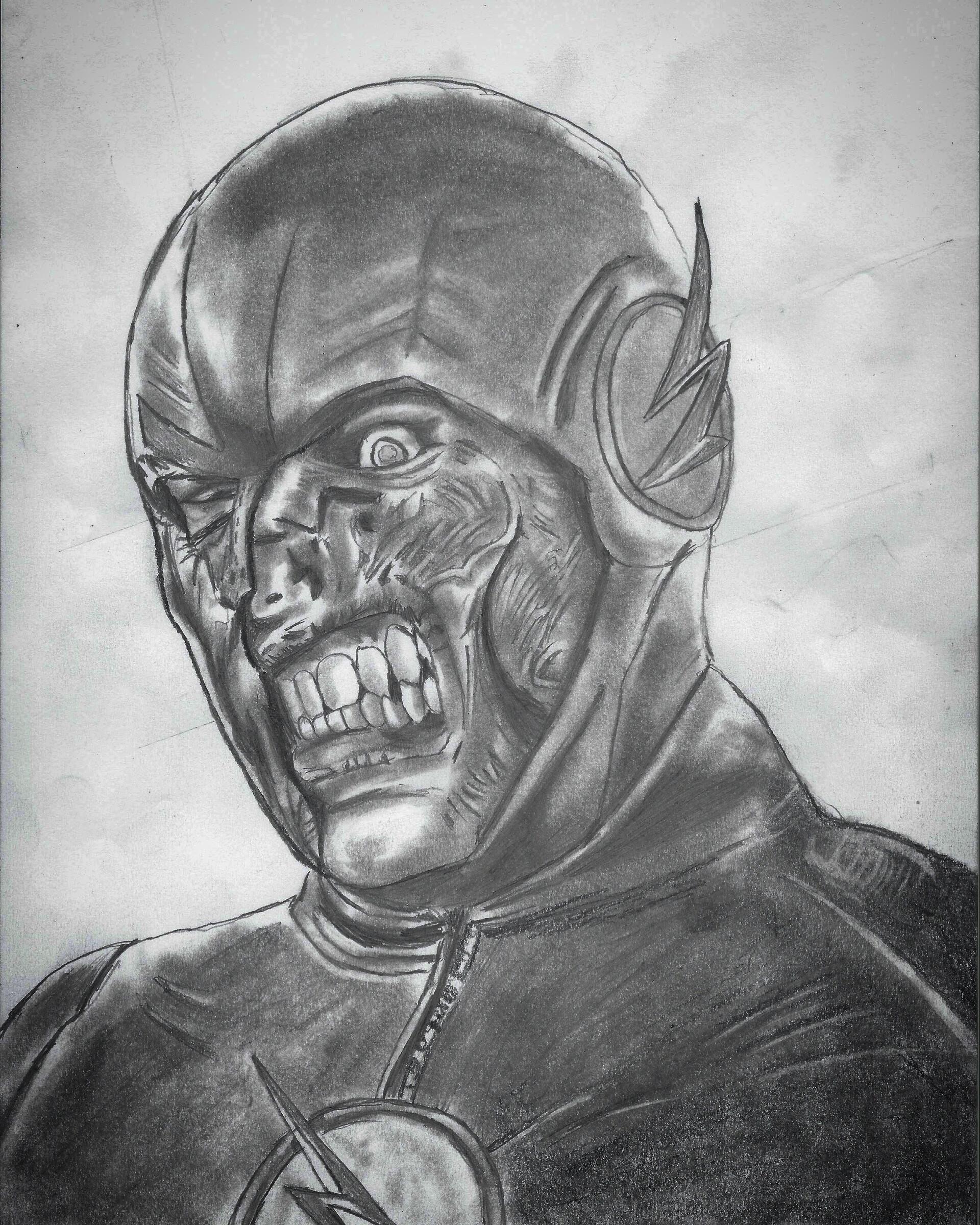 Seven Of 7 Black Flash