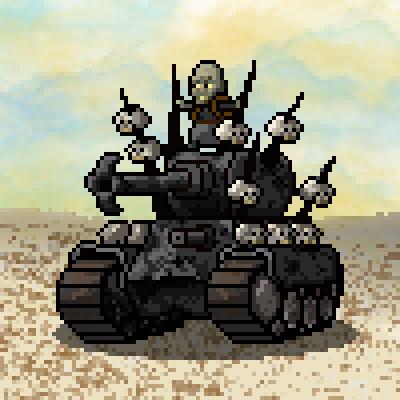 Zombie Tank Variation