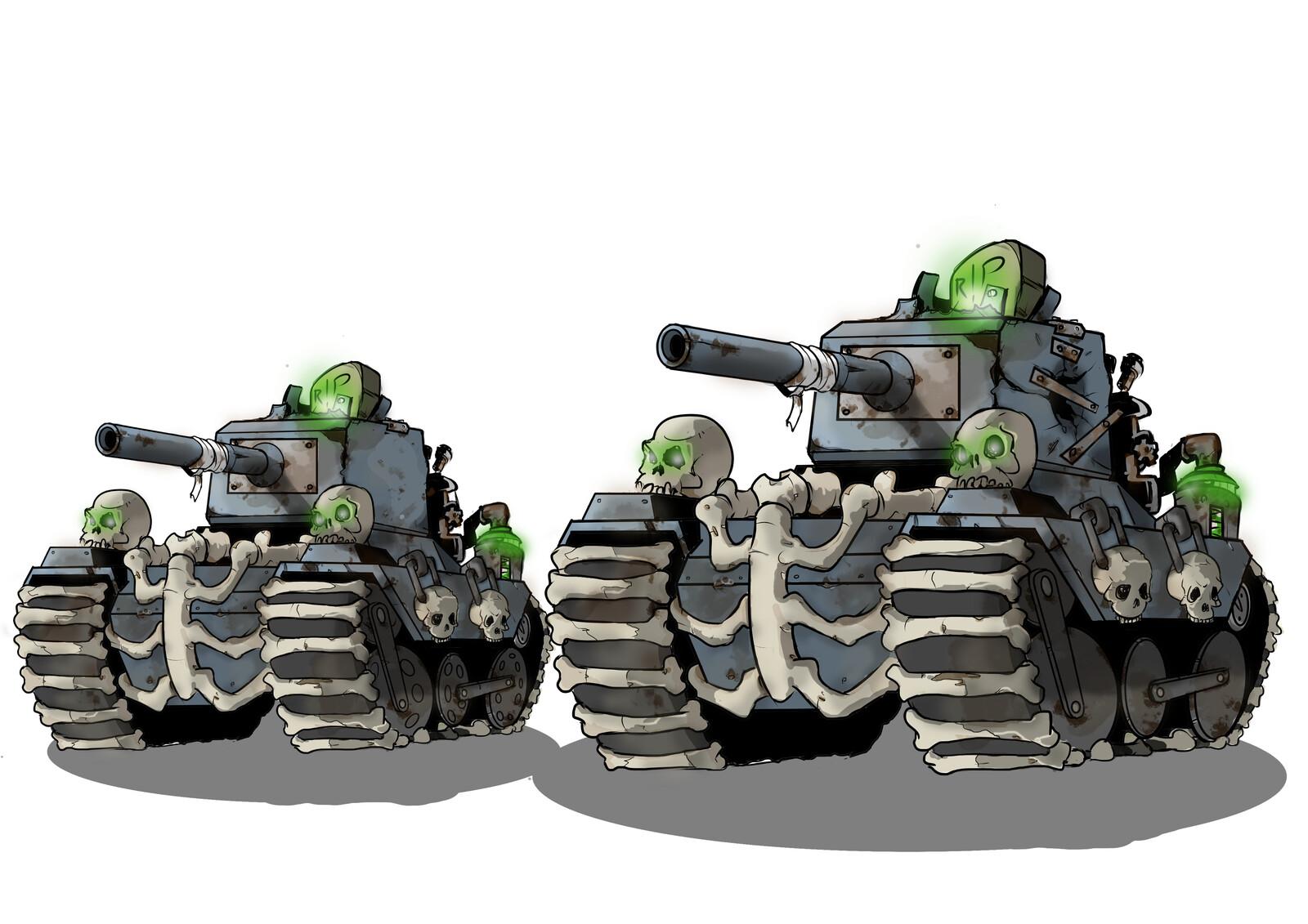 Concept art by Daniel Guillen https://www.instagram.com/infamous_dani/
