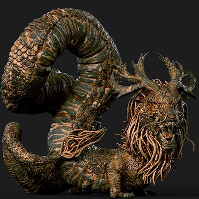 Oscar trejo dragon v010