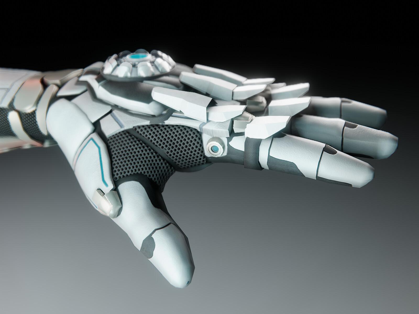 Gravia Glove