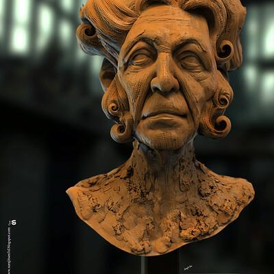 Surajit sen jose digital sculpture surajitsen june2020aa