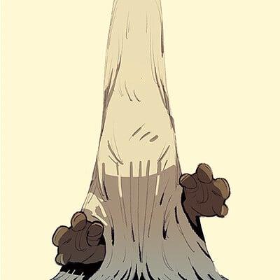 Satoshi matsuura 2020 06 12 long fur monster s