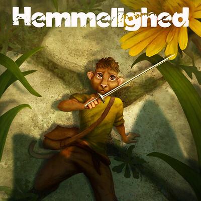 Book Cover for 'Parvmanernes Hemmelighed'
