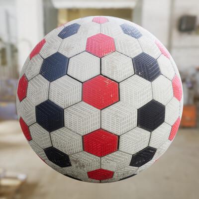 Joshua pelkington hexagonalpavingtiles sphere