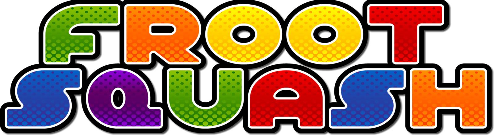 Froot Squash Logo 2 Line