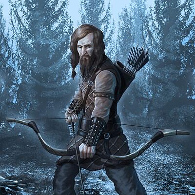 Daniel acosta k arquero vikingo2g