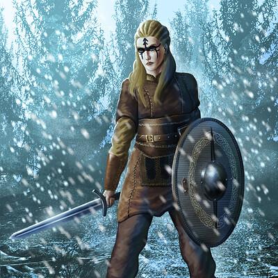 Daniel acosta k escudera vikinga g