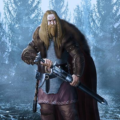 Daniel acosta k general vikingog