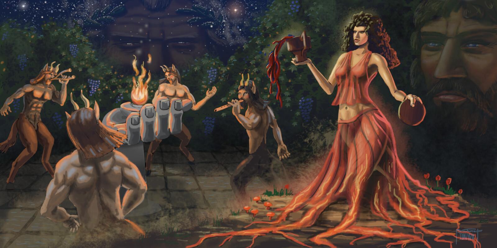 Pandora - The First Woman