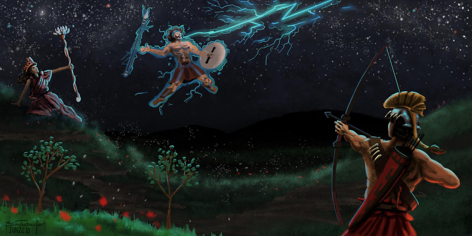 Porphyrion - King of the Gigantes