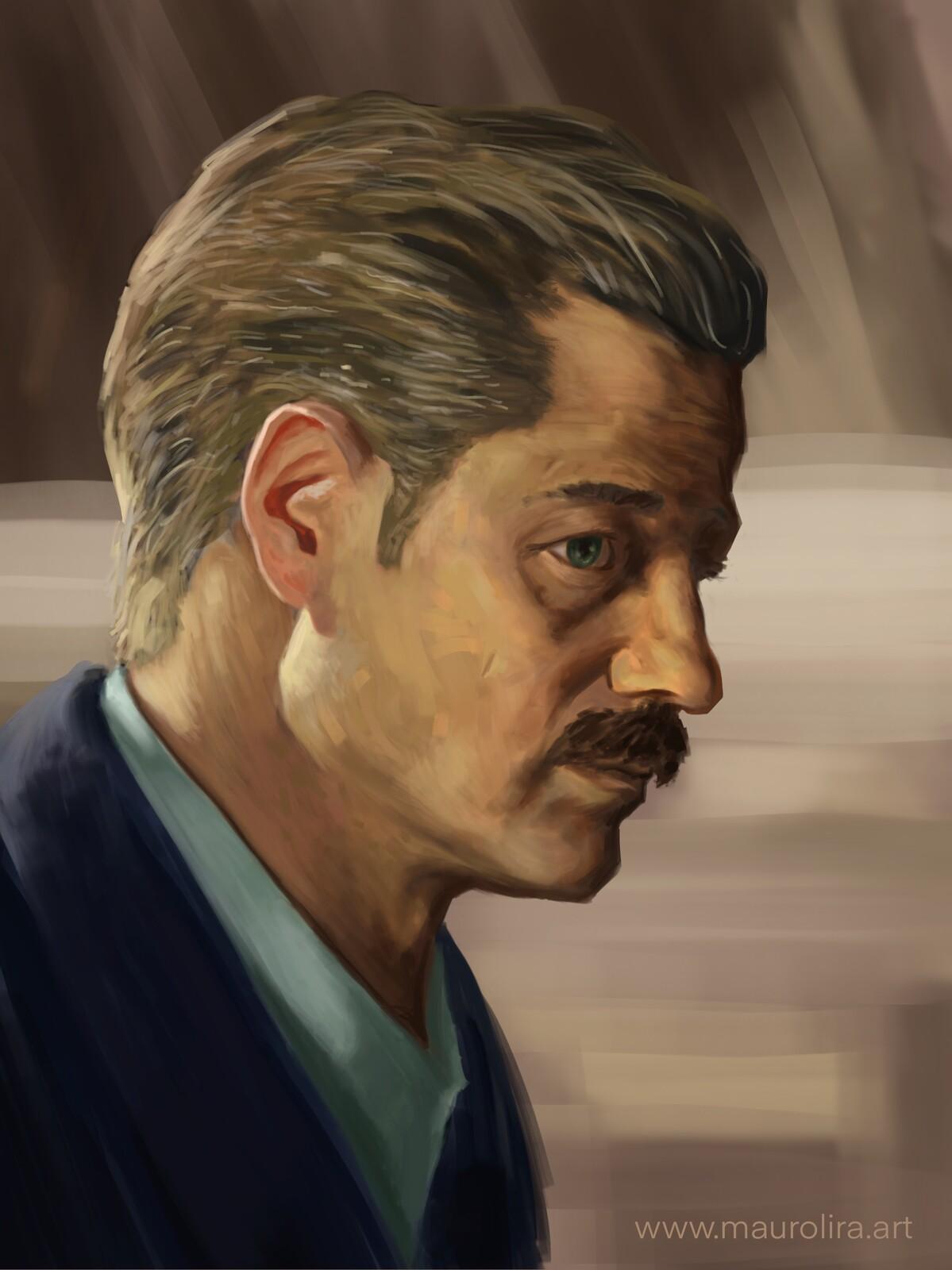 James Gordon Painting