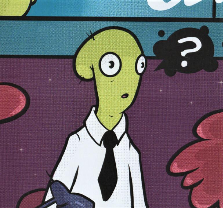 The main character Deg