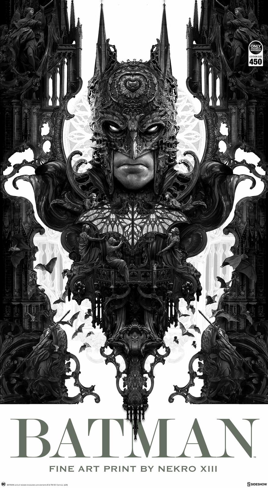Gotham's Shadow
