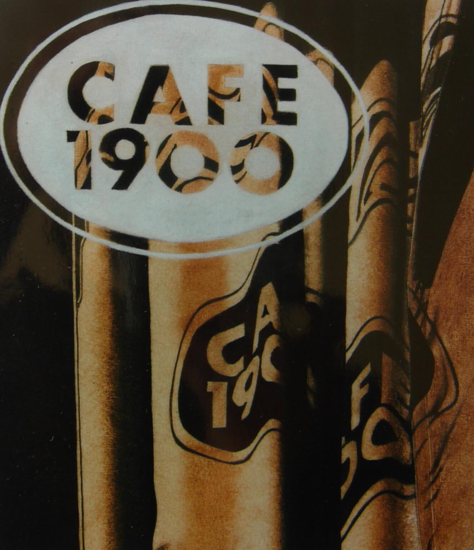 Cafe 1900
