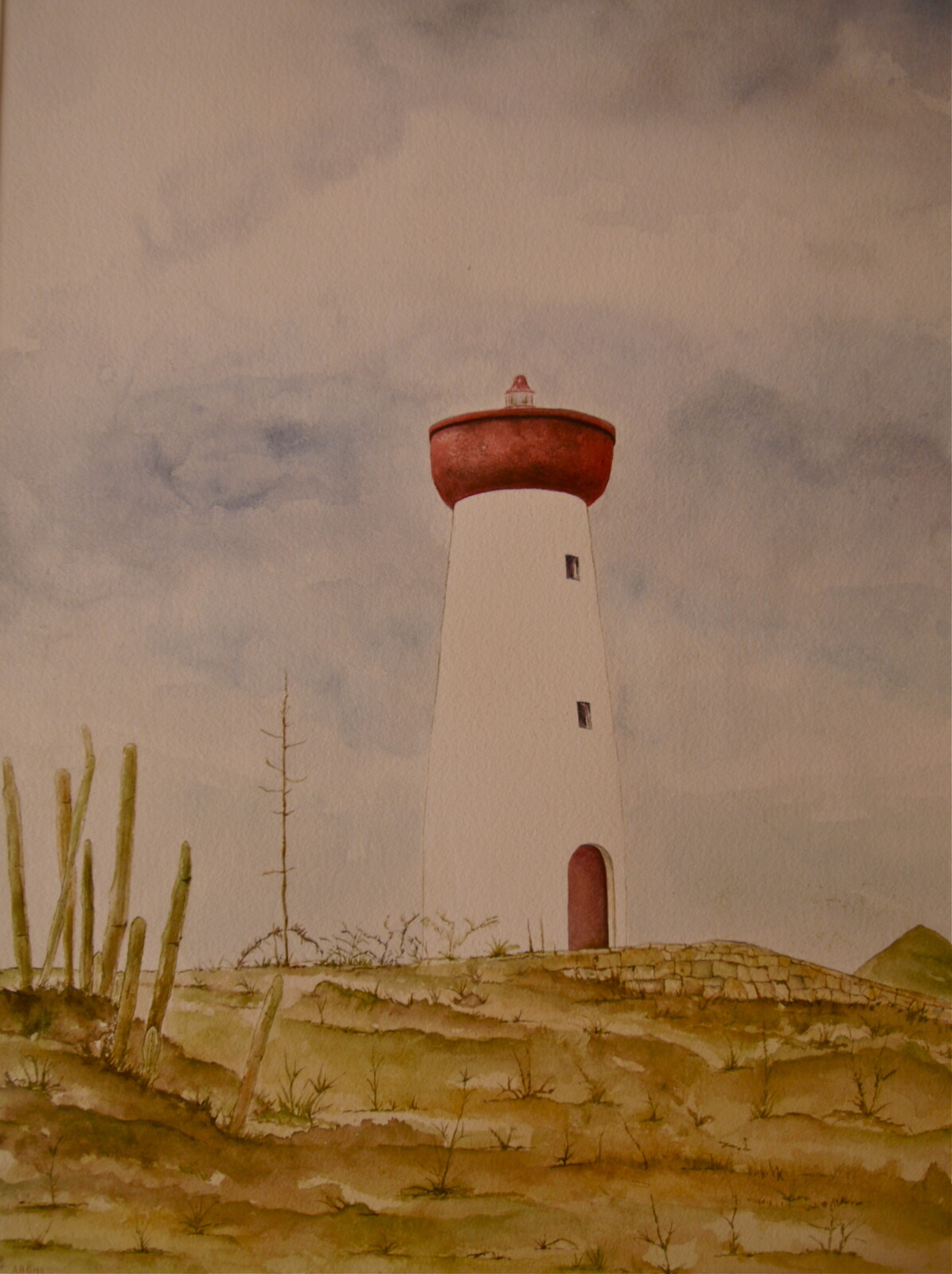 St Barts Lighthouse