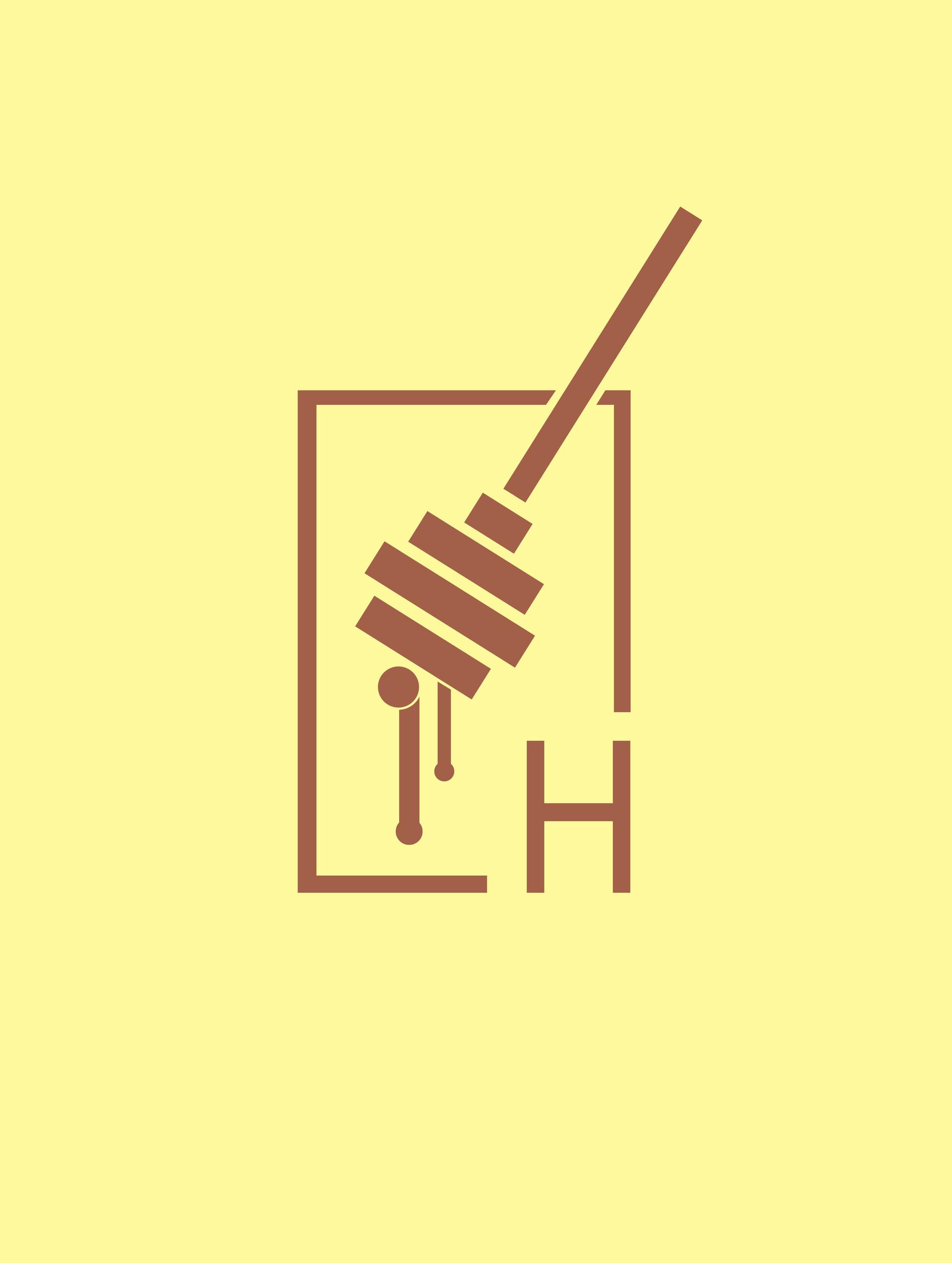 Artstation Honey Logo Haley Burton