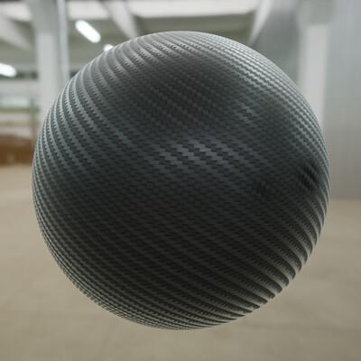 Joshua pelkington carbonfiber sphere