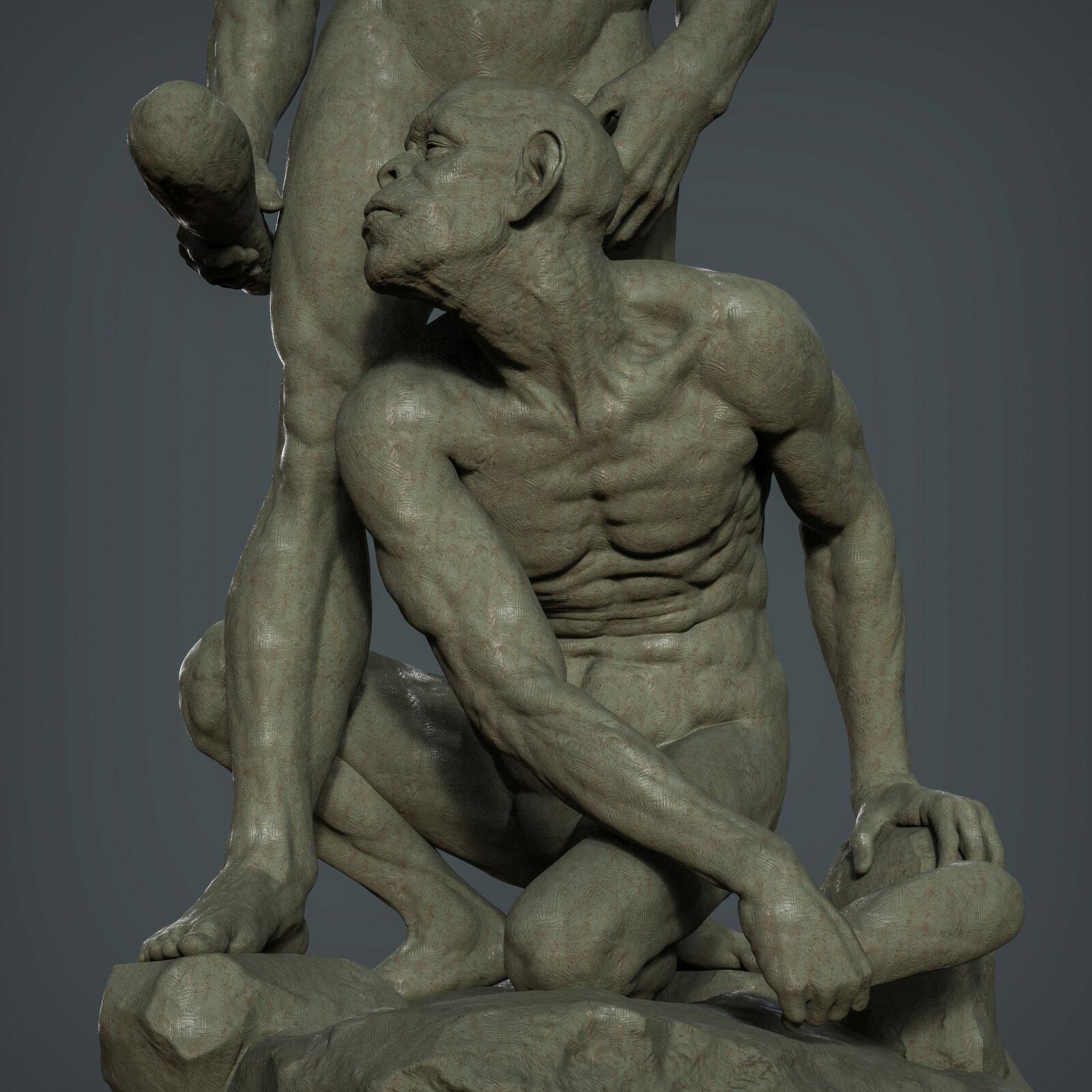 Apeman Anatomy Study