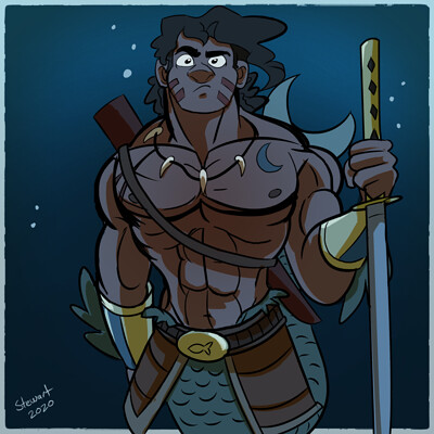 Dj stewart warrior