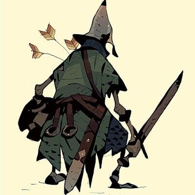 Satoshi matsuura 2020 05 28 swamp warrior s