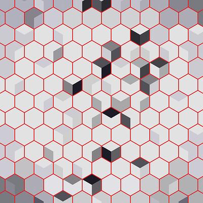 Marc michel munch abstract digital graphics 300dpi