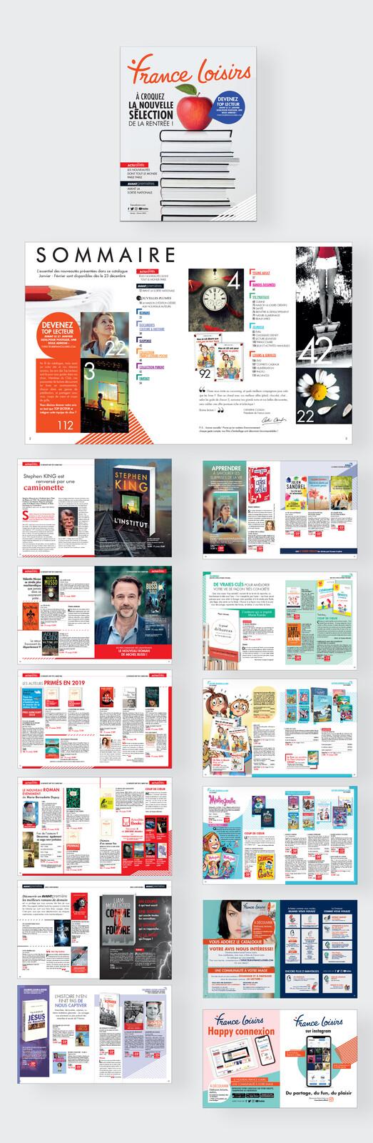 NOUVEAU DESIGN magazine FL