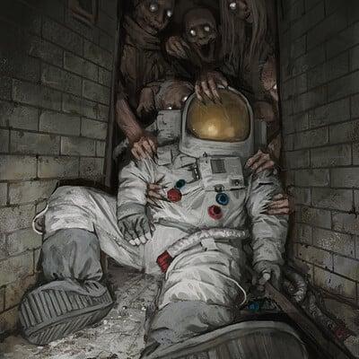 Stefan koidl creepy painting 40