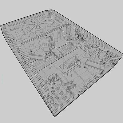 Marcos torres hub sketch