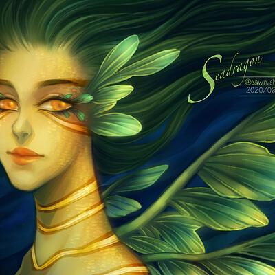 Dawn shue 3 seadragon sig