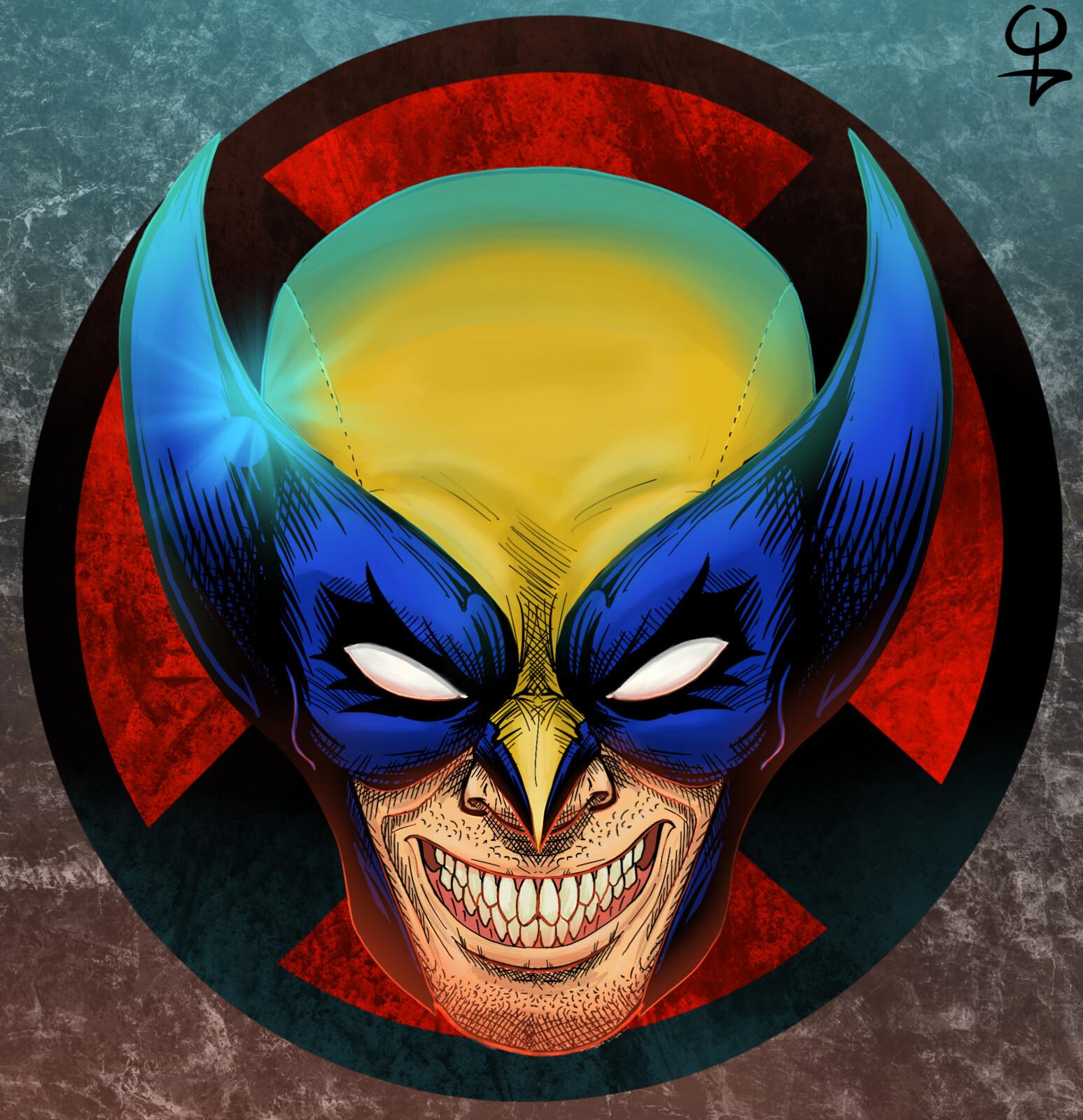 Wolverine's heads (?!)