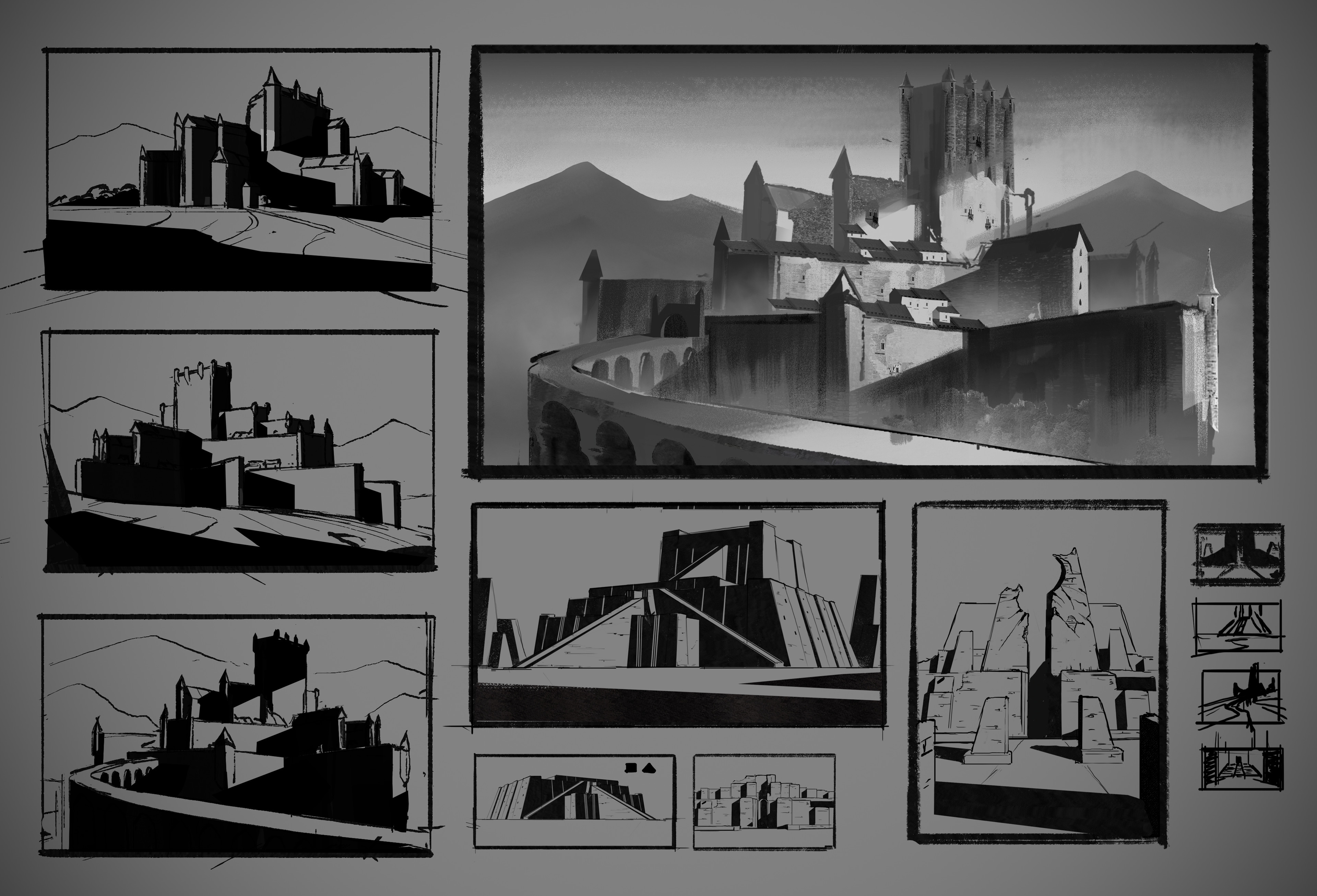 Early Compositions