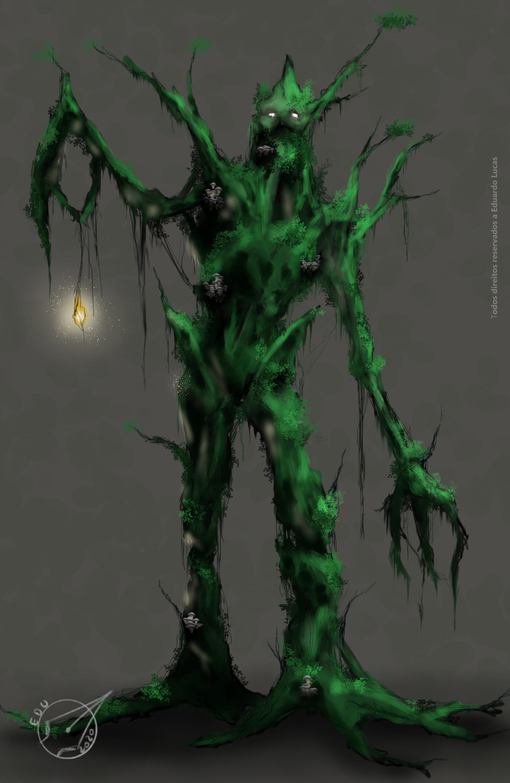 Elemental Creature of Trees