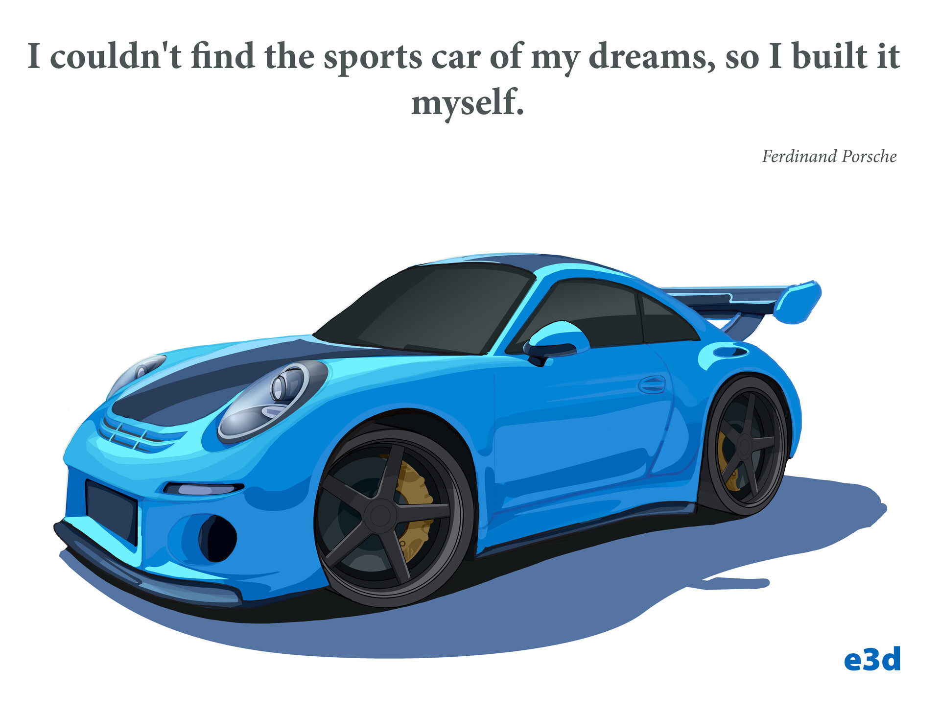 Porsche lovers everywhere