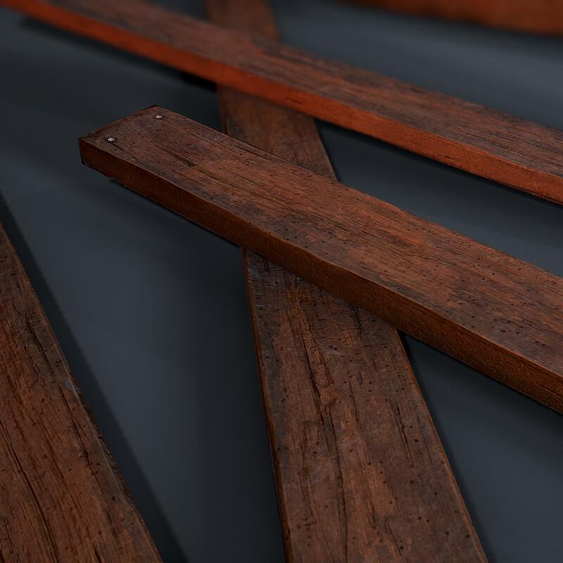 Wooden Planks - Horror Corridor
