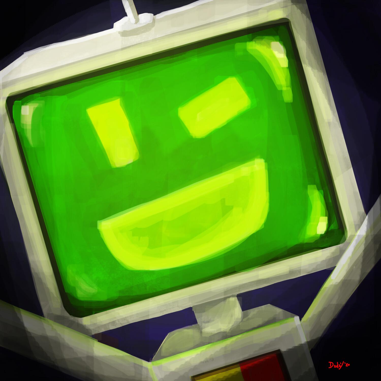 Robot Selfie!